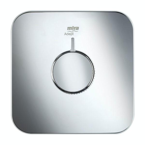 Mira Adept BIR thermostatic mixer shower