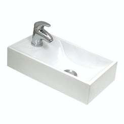 Carina counter top basin