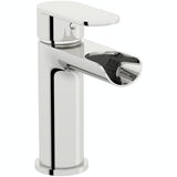 Orchard Eden waterfall basin mixer tap