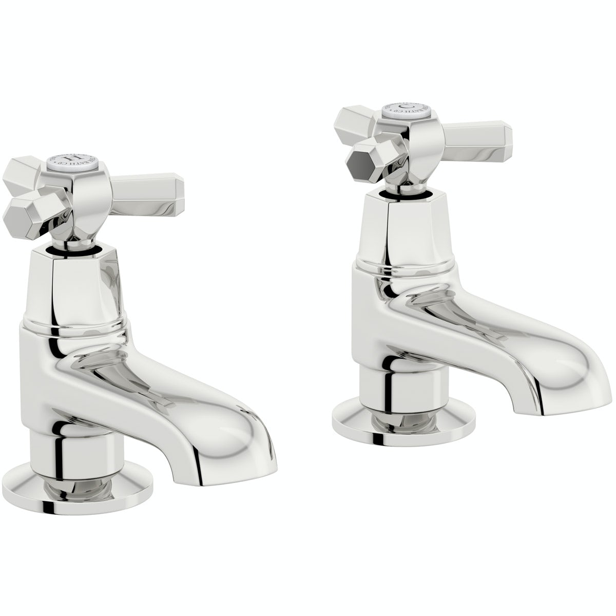The Bath Co. Beaumont bath pillar taps