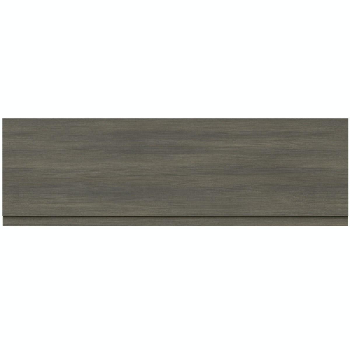 Wye walnut 1700 bath front panel