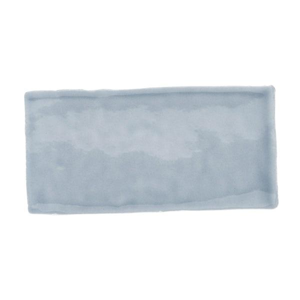 Laura Ashley Artisan seaspray blue wall tile 75mm x 150mm