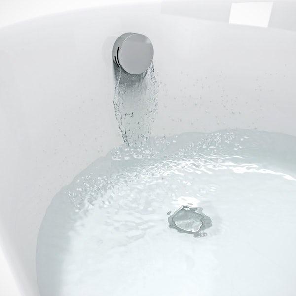 Bath Filler Waste Overflow Victoriaplum Com