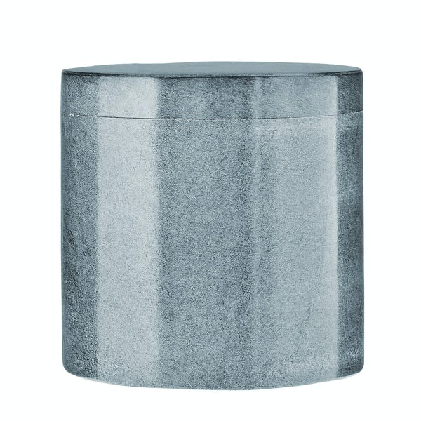 Mode Grey marble storage jar