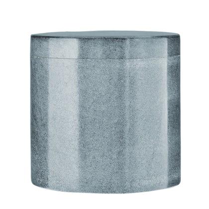Mode Grey marble storage jar