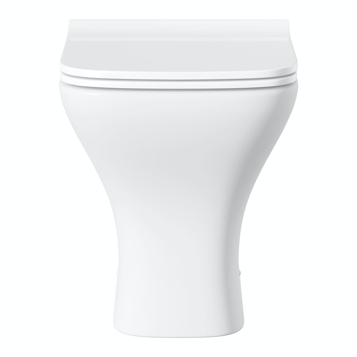 Orchard Derwent square compact back to wall toilet with soft close