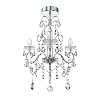 Forum Solen 3 light bathroom chandelier