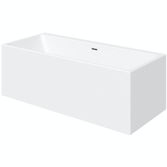 Mode Cooper rectangular freestanding bath 1700 x 750