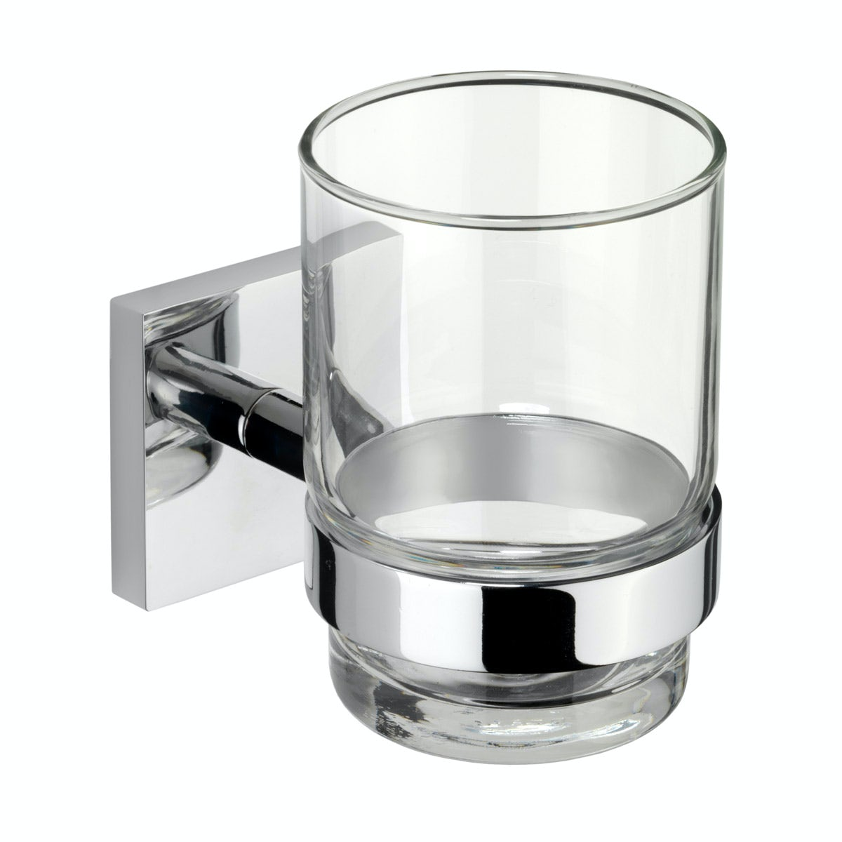 Croydex Chester tumbler & holder