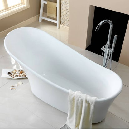 Harding Single Ended Slipper Bath Special Offer