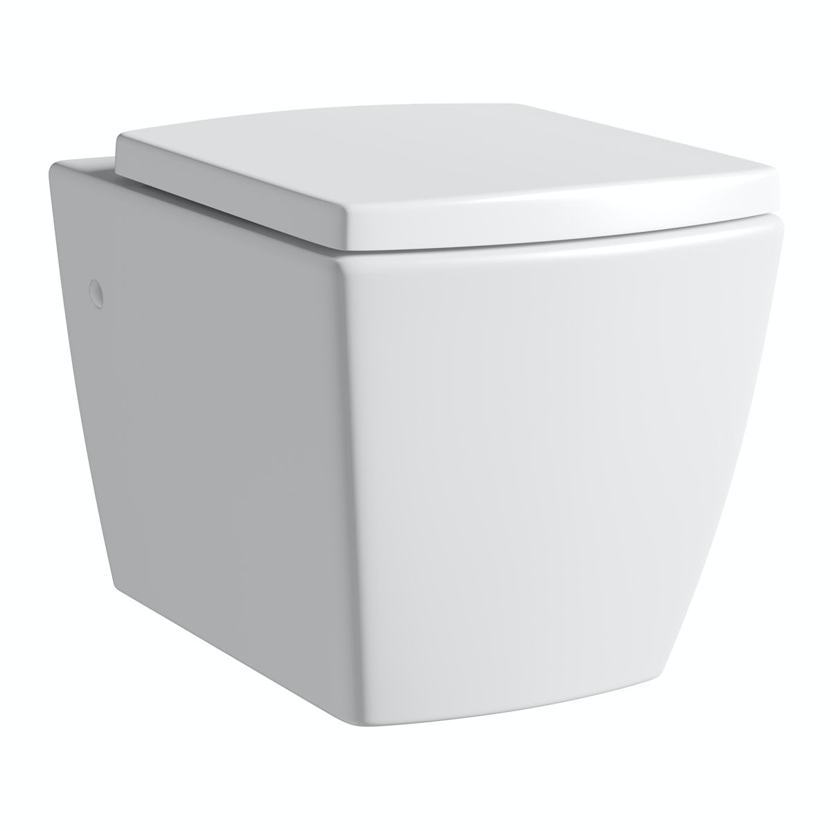Montreal Back to Wall Toilet inc Soft Close Seat