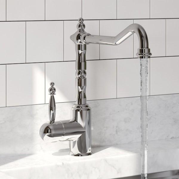 Bristan Colonial Easyfit kitchen tap