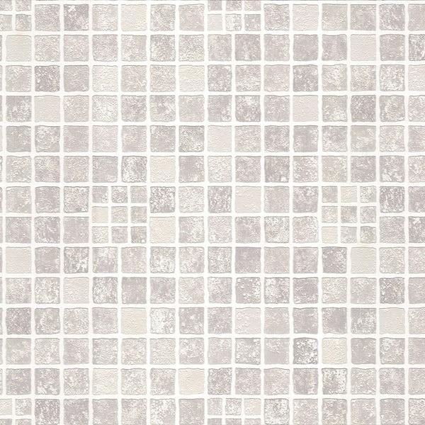 Graham & Brown Earthen mid grey wallpaper