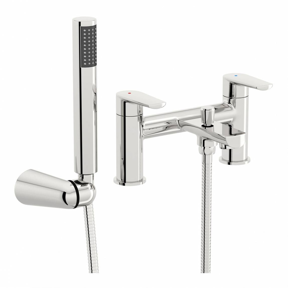 Langdale bath shower mixer tap