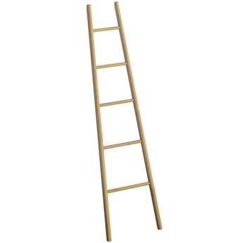Mode South Bank natural wood towel ladder