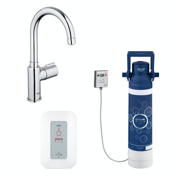 Grohe Red Mono C spout boiling water kitchen tap