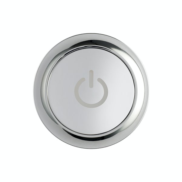 Mira Mode ceiling fed digital shower standard