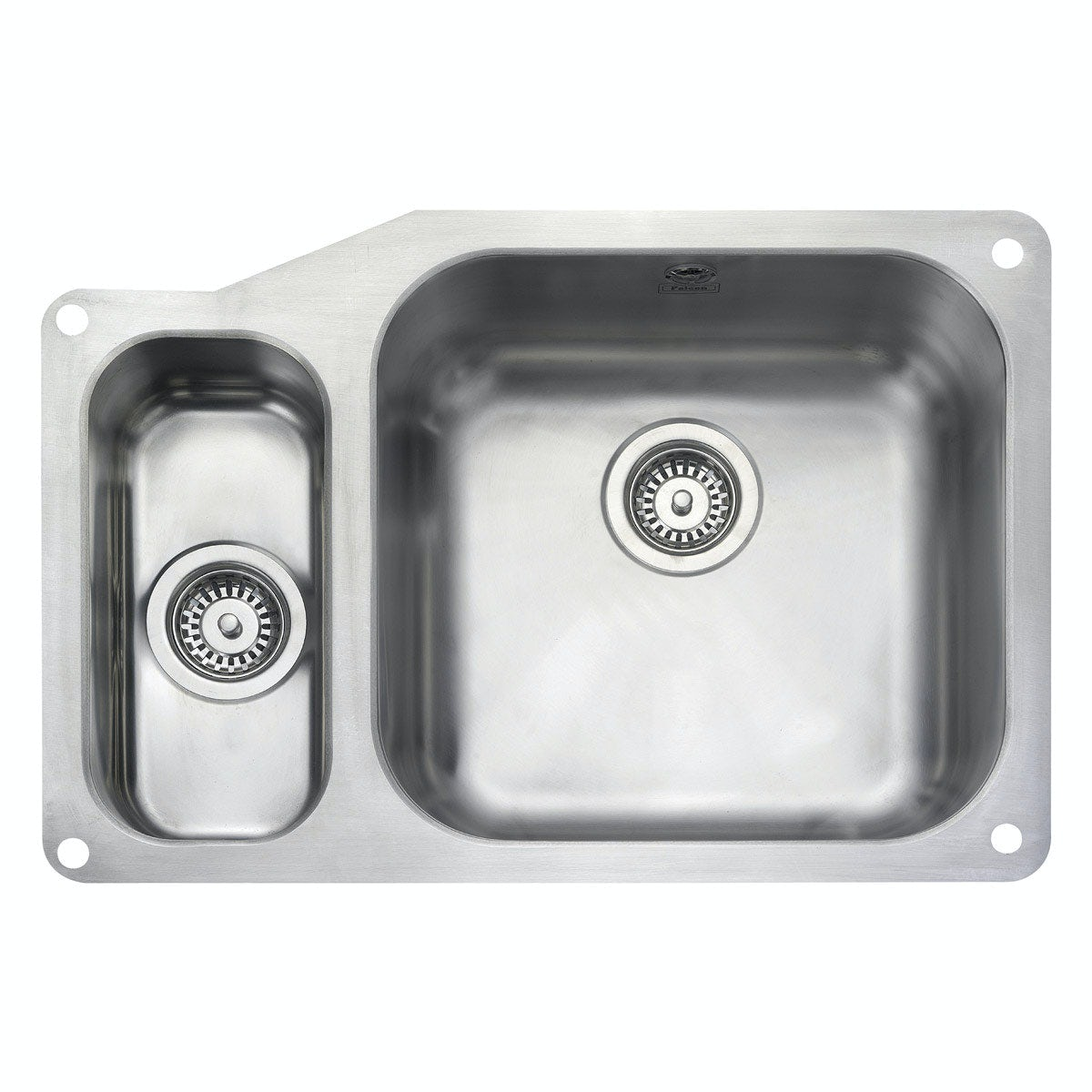 Rangemaster Atlantic Classic 1.5 bowl undermount left handed kitchen sink