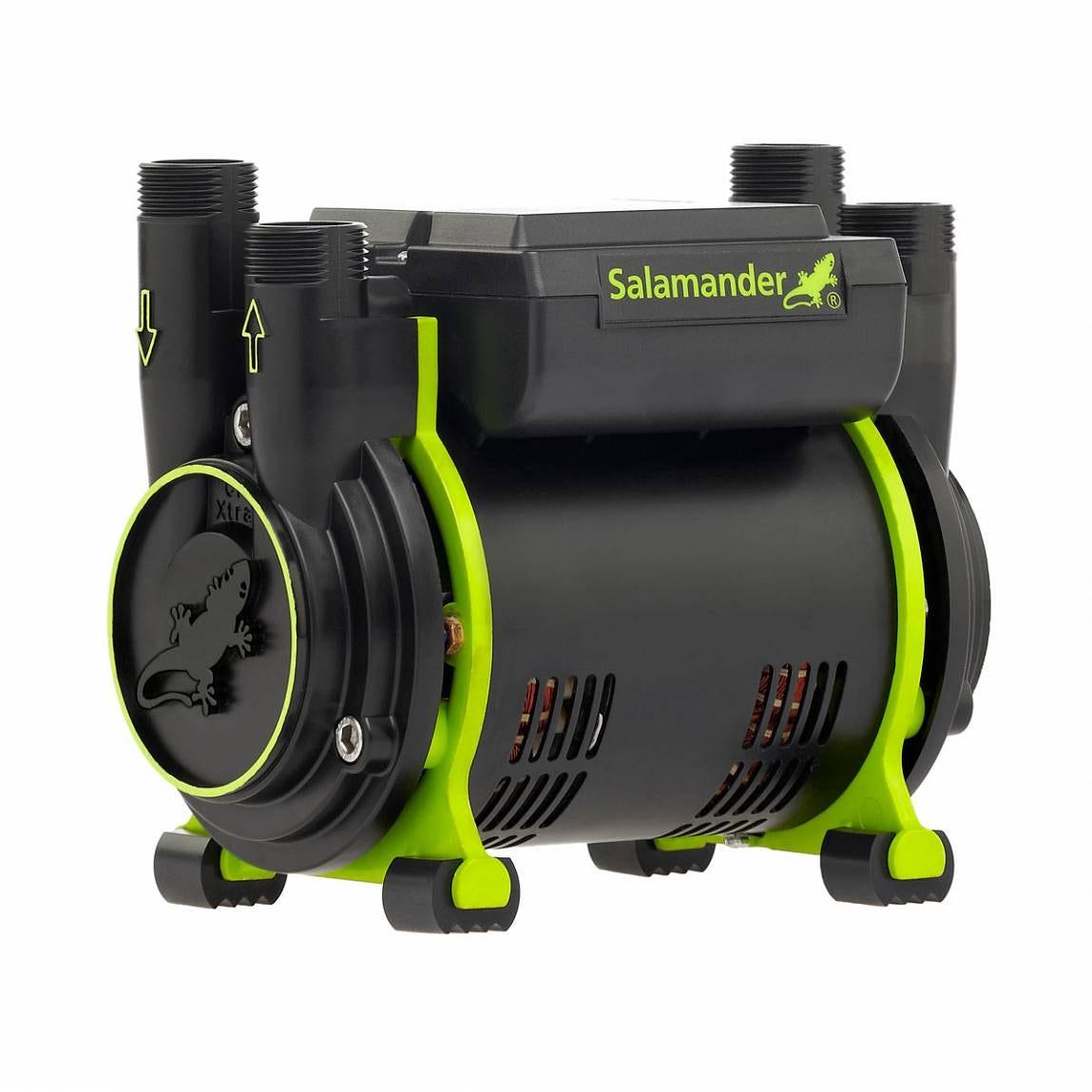 CT 50 1.5bar Twin Shower Pump