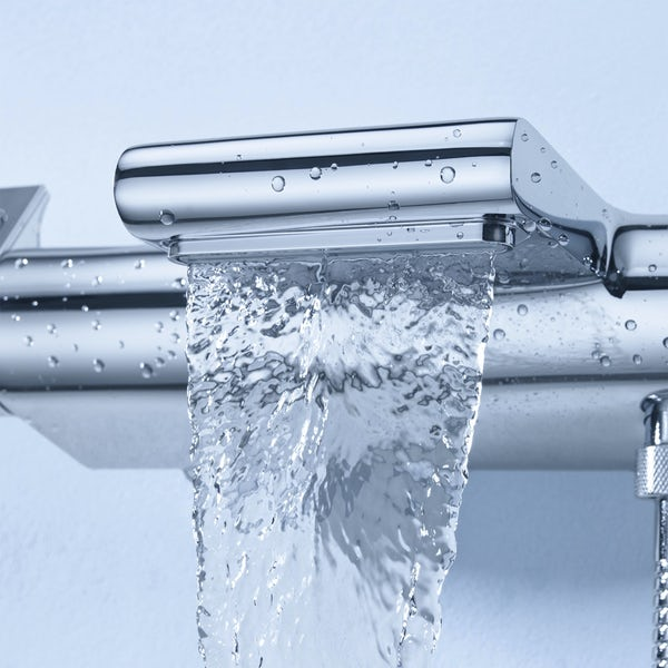 Grohe Grohtherm 2000 thermostatic bath shower mixer tap