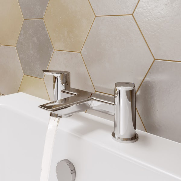Ideal Standard Tesi bath mixer tap