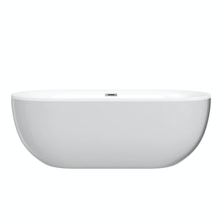 Ellis pearl coloured freestanding bath