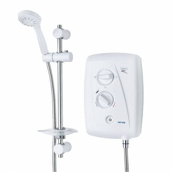 Triton T80Z Fast Fit Electric Shower 10.5kw